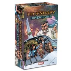 UDC 91755 - Legendary DBG: Marvel Dimensions Expansion