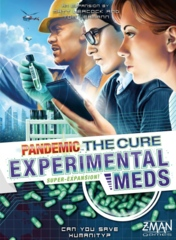 Pandemic The Cure: Experimental Meds