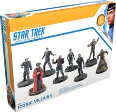 Star Trek Adventures Miniatures - Iconic Villains