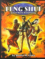 Feng Shui - Action Movie Roleplaying (1st Edition) HC