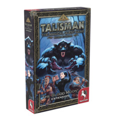 Talisman (Revised 4th Edition) - The Blood Moon Expansion