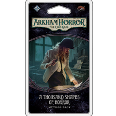 AHC40 - Arkham Horror The Card Game: A Thousand Shapes of Horror