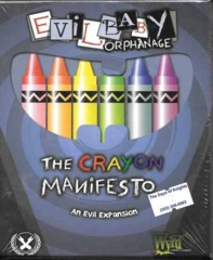 Evil Baby Orphanage: The Crayon Manifesto