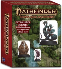 Pathfinder Pawns - Base Assortment