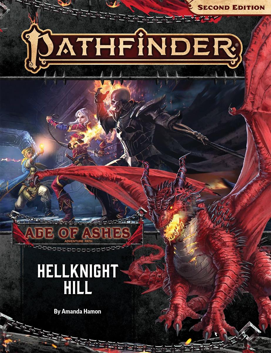 Pathfinder 2E Adventure Path #145 - Hellknight Hill - 90145