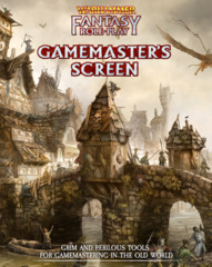 Warhammer Fantasy Roleplay - Gamemaster's Screen