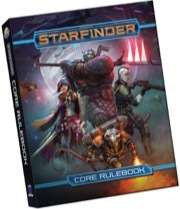 Starfinder - Core Rulebook Pocket Edition