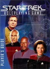 Star Trek Roleplaying Game - Player's Guide (2002)
