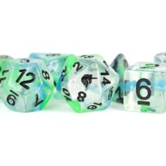 16mm Unicorn Dice: Sea Kelp