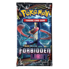Pokemon - Forbidden Light Booster Pack