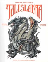 Talislanta - A Naturalist's Guide to - BG 2200