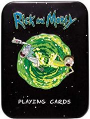 Rick and Morty Playing Cards Tin