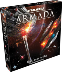 FFG SWM31 - Star Wars Armada: Rebellion in the Rim Campaign Expansion