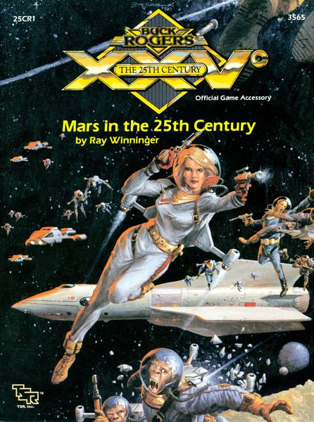 Buck Rogers XXVc - Mars in the 25th Century 3565
