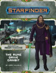Starfinder Adventure Path 09 - The Rune Drive Gamit
