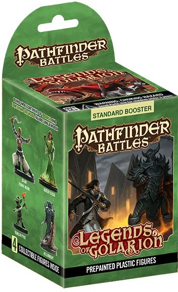 Pathfinder Battles - Legends of Golarion Booster