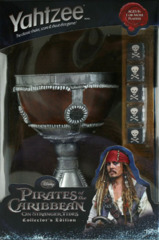 Yahtzee: Pirates of Caribbean On Stranger Tides Collector's Edition