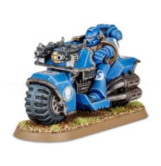 Space Marine Bike