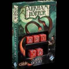 Arkham Horror Cursed Dice Set