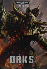 40k Codex: Orks Softcover (old)