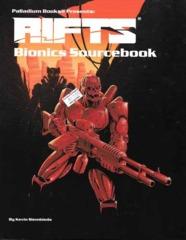Rifts Bionics Sourcebook