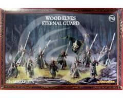 Warhammer Wood Elves: Eternal Guard