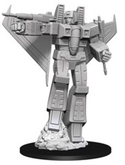 WZK 73958 - Transformers Deep Cuts Unpainted Miniatures: Starscream