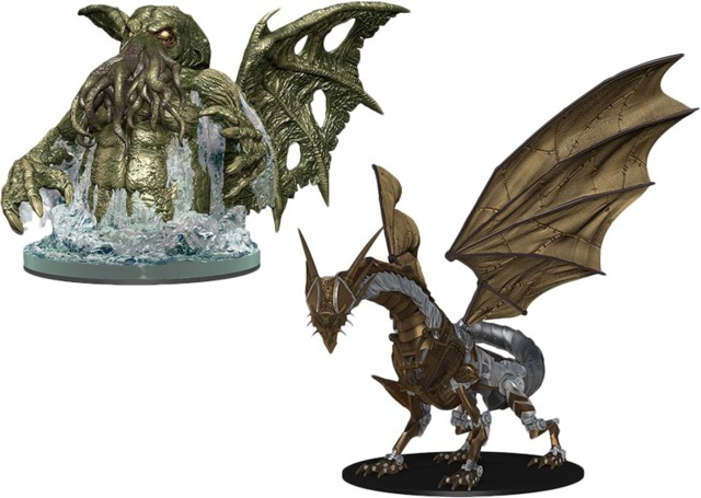 Pathfinder Battles: Deadly Foes Premium Figure - Miniatures
