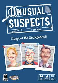 Unusual Suspects (2016)