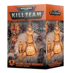 Kill Team Killzone: Sector Mechanicus Environment Expansion