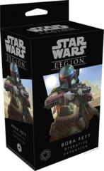 FFG SWL18 - Star Wars: Legion - Boba Fett Operative Expansion