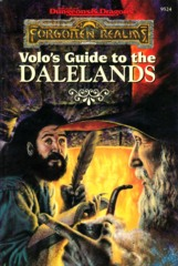 AD&D(2e) 9524 - Volo's Guide to the Dalelands