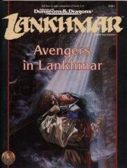 AD&D (2e) - Lankhmar - Avengers in Lankhmar 9481