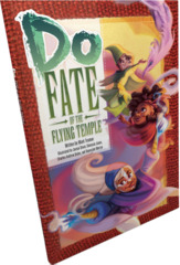 Do Fate of the Flying Temple HC