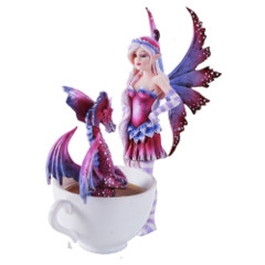 11365 Cup Fairy W/ Dragon