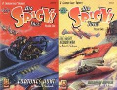Crimson Skies Spicy Tales Vol. 1 & 2 (8801/2) First Edition