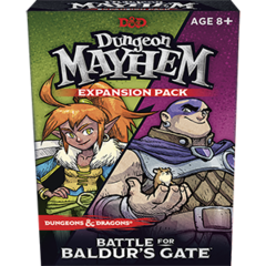 Dungeons & Dragons: Dungeon Mayhem - Battle for Baldur's Gate Expansion