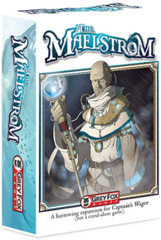 Captain's Wager The Maelstrom Expansion