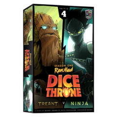 Dice Throne Season One Rerolled - Treant vs Ninja