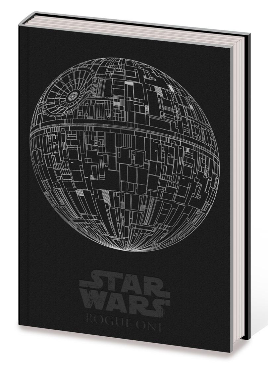 SRA91550 Star Wars – Death Star Premium Journal