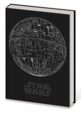 SRA91550 Star Wars – Death Star Premium Journal