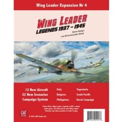 Wing Leader Expansion #4 - Legends