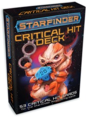 Starfinder - Critical Hit Deck