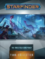 Starfinder - The Threefold Conspiracy Pawn Collection