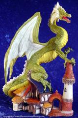 EN 2257 - Gorgoyle Spring Dragon