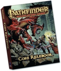 Pathfinder Core Rulebook (Pocket Edition)
