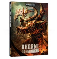 40k Codex: Khorne Daemonkin (old)