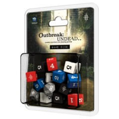 Outbreak: Undead 2nd Edition - Game Dice