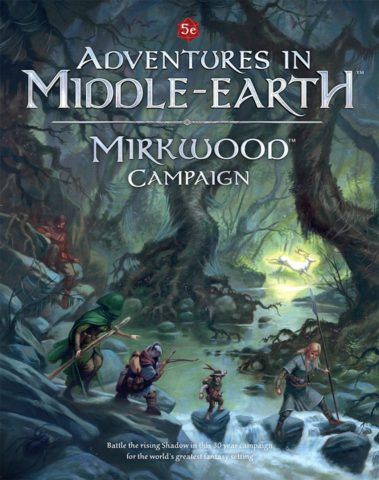 5e Adventures in Middle-Earth: Mirkwood Campaign