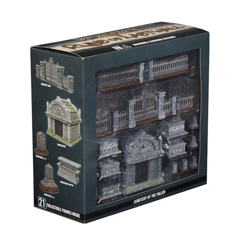 Pathfinder Battles - Cemetery of the Fallen - Miniatures